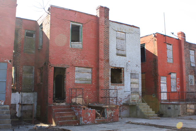 Camden is NJ's poorest and most segregated city - ground zero for environmental injustice