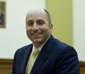 Former DEP Commissioner Bradley Campbell