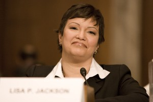 EPA Administraor Lisa JAckson faced criticsim for her handling of toxic school adn day care cases whiel NJ DEP Commissioner. Chairwoman Boxer critically probed her record during confirmation hearing.rg