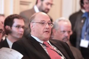 Hal Bozarth, Chemistry Council lobbyist is pushing industry flacks.
