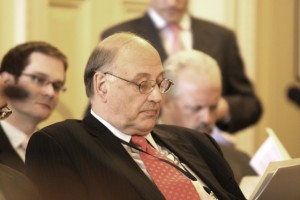 Hal Bozarth, NJ Chemistry Council lobbyist