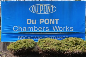 Dupont Chambers Works plant in Deepwater NJ is one of the worlds largest polluters. The plant manufactures PFOA & polluted groundwater with PFOA