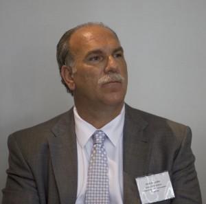 DEP Commissioner Mark Mauriello