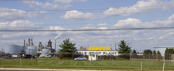 Sunoco refinery received subsidies from NJ RGGI law