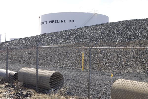Buckeye Pipeline, Linden NJ
