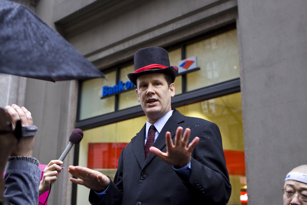 bankers in top hats hope to see cap and trade the next speculative bubble 